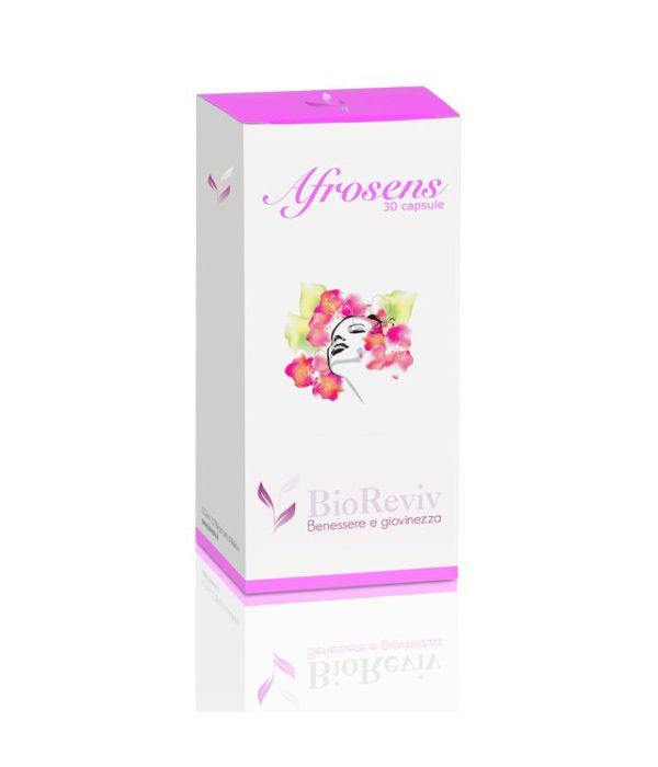 Afrosens integratore sessuale donna